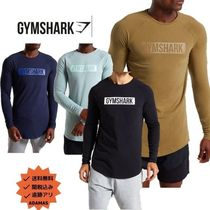 ☆最新作GymShark/BLOCK LONG SLEEVE T-SHIRT★