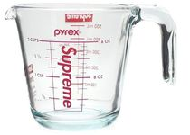 【WEEK1】AW19 SUPREME PYREX 2-CUP MEASURING CUP
