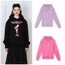 STEREO VINYLSの[FW19 Pink Panther] PP Hotfix Hoodie 全3色