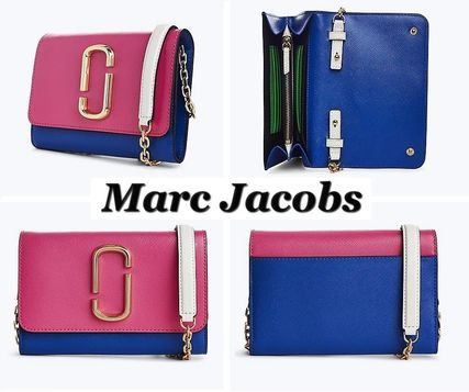 MARC JACOBS 財布・小物その他 【関税込】★MARC JACOBS★人気のSnapshot チェーンウォレット(2)
