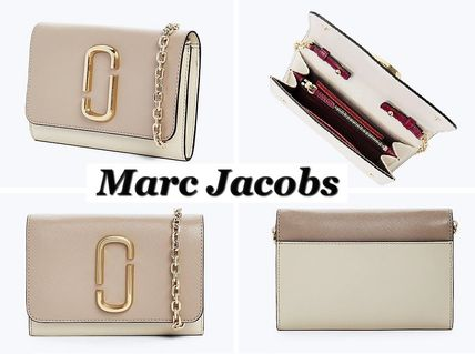 MARC JACOBS 財布・小物その他 【関税込】★MARC JACOBS★人気のSnapshot チェーンウォレット(3)