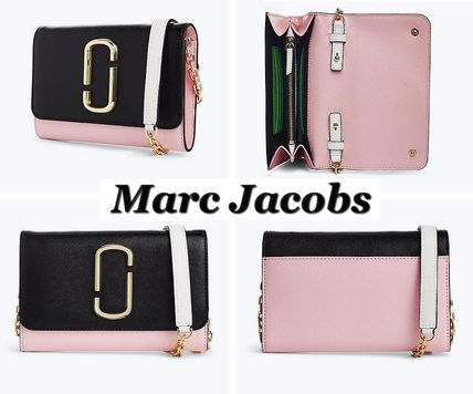 MARC JACOBS 財布・小物その他 【関税込】★MARC JACOBS★人気のSnapshot チェーンウォレット(4)