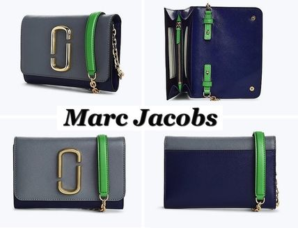 MARC JACOBS 財布・小物その他 【関税込】★MARC JACOBS★人気のSnapshot チェーンウォレット(5)