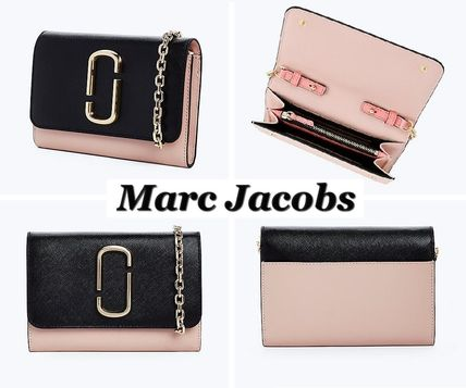 MARC JACOBS 財布・小物その他 【関税込】★MARC JACOBS★人気のSnapshot チェーンウォレット(6)