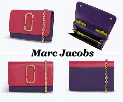 MARC JACOBS 財布・小物その他 【関税込】★MARC JACOBS★人気のSnapshot チェーンウォレット(7)