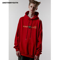 ANOTHERYOUTH正規品★19AW★スリットパーカー★UNISEX
