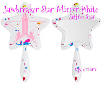Jeffree Star★Jawbreaker Star Mirror White