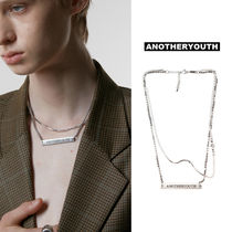 ANOTHERYOUTH正規品★19AW★レイヤードネックレス★UNISEX