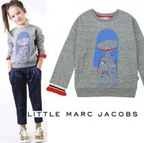 Little Marc Jacobs☆袖フリル♪スウェット(2-12Y)2019AW