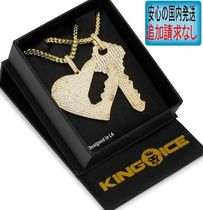 LA発ストリート☆King Ice☆HipHopペンダント Key to Love
