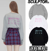 SCULPTOR(スカルプター) Tシャツ・カットソー 日本未入荷 新作 [SCULPTOR] S/P COLLAGE LS TEE 3色 ロンT カットソー