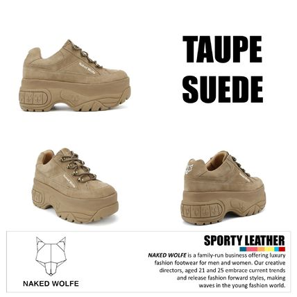 Naked Wolfe スニーカー 【NIKE】日本未入荷★naked wolfe★Sporty Leather 3 clolors(5)