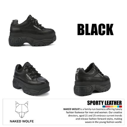 Naked Wolfe スニーカー 【NIKE】日本未入荷★naked wolfe★Sporty Leather 3 clolors(7)