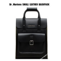 Dr Martens★SMALL LEATHER BACKPACK★バックパック★BLACK