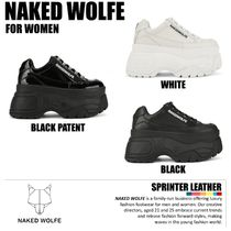【NIKE】日本未入荷★naked wolfe★Sprinter Leather 2 clolors