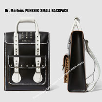 Dr Martens★PUNKNIK SMALL BACKPACK★バックパック★スタッズ