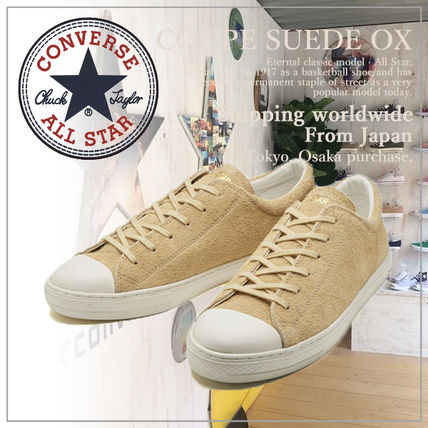CONVERSE スニーカー 【CONVERSE】コンバース ALL STAR COUPE SUEDE OX