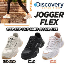 ★Discovery Expedition★19FW NEW UGLY SHOES JOGGER FLEX 3色