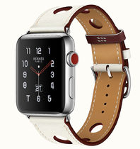 Apple Watch Hermes Strap Single Tour 42mm Rallye H074189CJ01