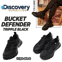 ★Discovery Expedition★19FW BUCKET DEFENDER TRIPPLE BLACK