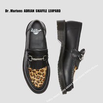 Dr Martens★ADRIAN SNAFFLE LEOPARD★ハラコ★レオパード
