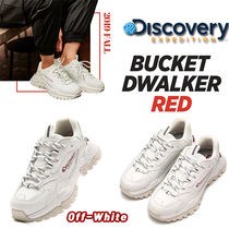★Discovery Expedition★19FW BUCKET DWALKER RED