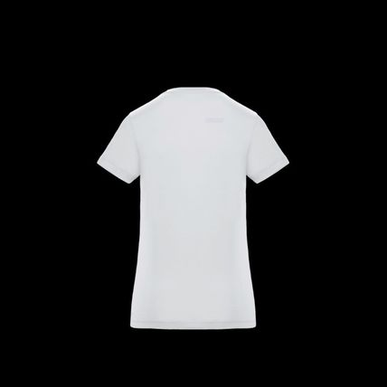 """MONCLER Tシャツ・カットソー 【MONCLER(モンクレール)】T-SHIRT★ """"LIFE""""プリントTシャツ♪(4)"""
