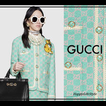 lovely♪◇GG ツイード Jacket◇GUCCI