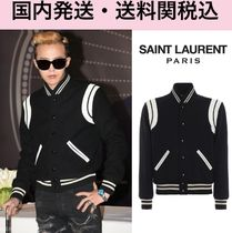 ★Saint Laurent★Teddy Bomber Jacket