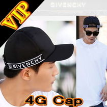 ◆◆VIP◆◆ GIVENCHY  4G ロゴ  キャップ