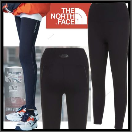 THE NORTH FACE ボトムスその他 ★関税込★THE NORTH FACE★W'S CHENA LEGGINGS★ロゴレギンス