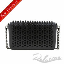 ★19FW・日本未発売★【Louboutin】Zoompouch 2WAY クラッチ