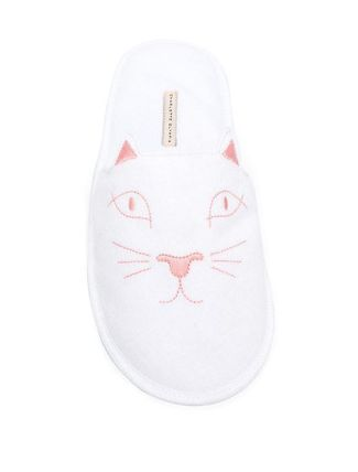 Charlotte Olympia シューズ・サンダルその他 数量限定 シャーロットオリンピア slippers House Cats(4)