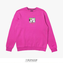 [RIPNDIP] Lady Friend Crewneck Sweatshirt (送料関税込)