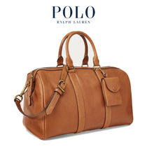 【Polo Ralph Lauren】★大人気★Leather Camden Duffel Bag