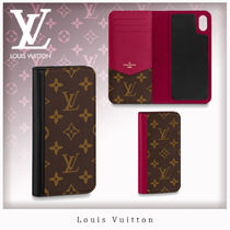 19FW【国内直営】 Louis Vuitton IPHONE XS MAX・フォリオ☆2色