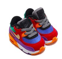 【NIKE】 AIR MAX 90 QS TD UNIVERSITY RED/PALE  要在庫確認