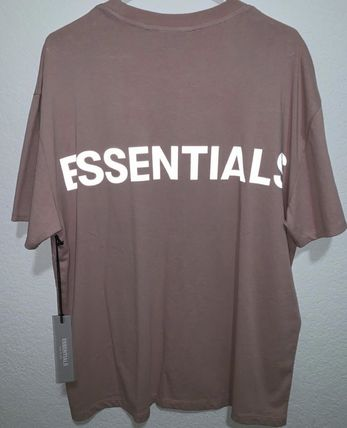 FEAR OF GOD Tシャツ・カットソー 日本未発売!【FEAR OF GOD】Essentials Boxy T-Shirt(3)