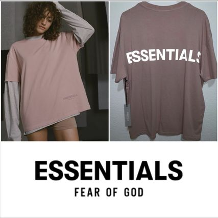 FEAR OF GOD Tシャツ・カットソー 日本未発売!【FEAR OF GOD】Essentials Boxy T-Shirt
