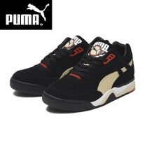 国内買い付け♪送料無料 PUMA PALACE GUARD SUEDE BK/SUMMER MEL