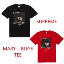 [SUPREME] MARY J.  BLIGE TEE 8色