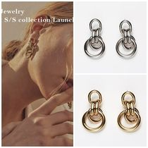 日本未入荷Heiのlink-linked earring 全2色