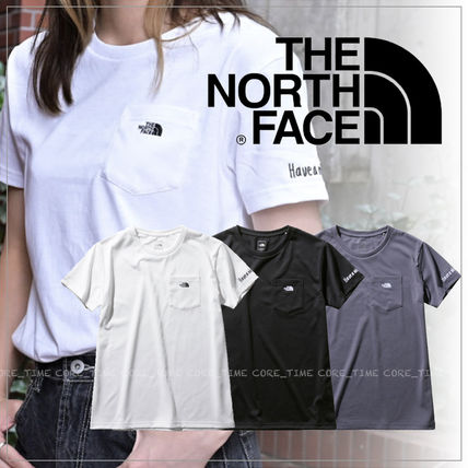 THE NORTH FACE ☆Have a nice climb☆ ポケットスモールロゴT