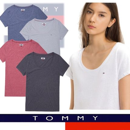 Tommy Hilfiger Tシャツ・カットソー 【Tommy hilfiger】トミーヒルフィガー 大人気デザイン!Tシャツ