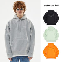 ANDERSSON BELL正規品★19AW★フルネームロゴ刺繍パーカー