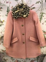 AW19 BONPOINT☆FILLEアウターMAGGIE_ピンク6.8A