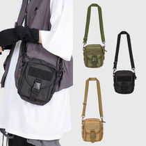 [Raucohouse] TACTICAL MOLLE POUCH BAG 3COLOR クロスバック