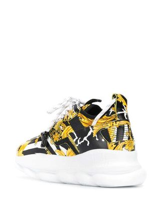 VERSACE スニーカー 関税込◆Chain Reaction sneakers(4)
