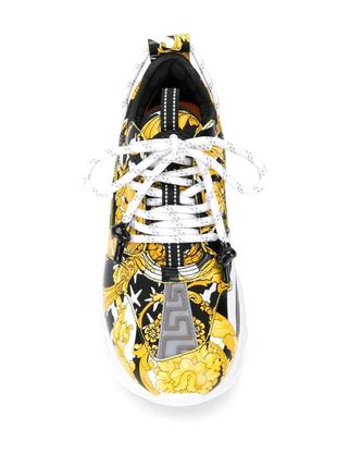 VERSACE スニーカー 関税込◆Chain Reaction sneakers(5)