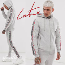 SALE【Couture Club】ロゴ セットアップ グレー / 送料無料